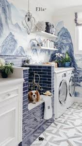 best 25 laundry room wallpaper ideas on pinterest laundry decor