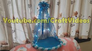 Home Decoration Ideas For Diwali Ganapti Makhar Making At Home Ganpati Decoration Diwali