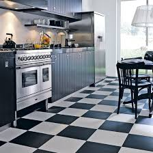 floor and tile decor 20 fancy design ideas for black and white kitchen kitchen