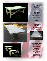 dining room tables u2013 log furniture 4 less