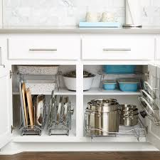 kitchen cabinet storage ideas when it comes to lower cabinet organization in your kitchen