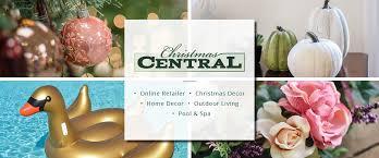 Christmas Central Home Decor Wholesale Online Retail Company Gordon Companies Inc
