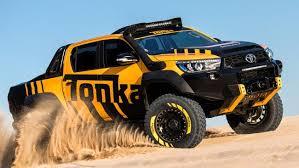 toyota truck hilux toyota hilux tonka truck
