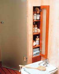 Small Bathroom Cabinets Ideas by Bathroom Special Design Of Narrow Wall Mounted Small Bathroom