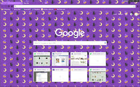chrome themes cute cute happy halloween google chrome theme by sleepy stardust on