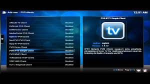 kodi xbmc android how to setup livetv pvr iptv simple client kodi xbmc for android