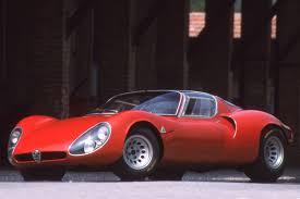 alfa romeo montreal race car 16 alfa romeos that created an italian performance legend