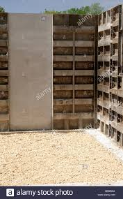 forms for poured concrete basement walls stock photo royalty free