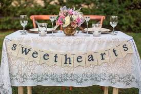 Shweshwe Wedding Decor 21 Sweetheart Table Ideas For Weddings Mon Cheri Bridals