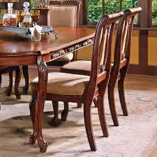 steve silver dining room sets shop steve silver company set of 2 harmony traditional side chairs