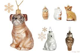 blogmas day 10 vintage style christmas tree decorations