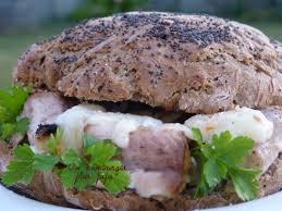 cuisiner l anguille le hamburger vendéen à l anguille et au chou recettes de cuisine