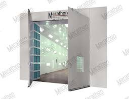 truck u0026 equipment spray paint booth reverse air flow marathon