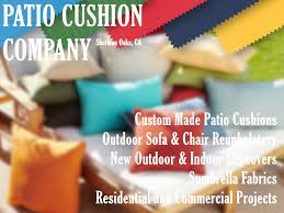 Upholstery Outdoor Furniture by Patio Cushions Sherman Oaks Ca Replacement Cushions Slipcovers