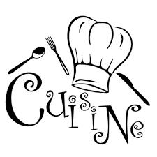 toque cuisine autocollant sticker cuisine toque