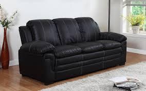 Bella Classic Bonded Leather Sofa Sofamaniacom - Sofa in leather