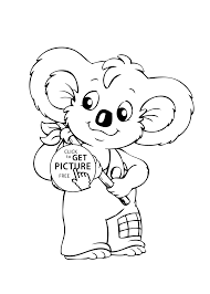 bill cartoons coloring pages for kids printable free dance