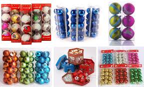 Christmas Ornaments Wholesale China by Wholesale Sale Clear Plastic Christmas Ball Ornaments