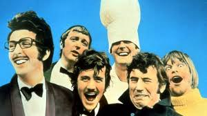 see the cast 40th anniversary screening of monty python and the