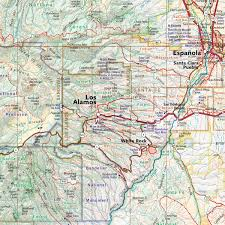 Map Of Arizona And Utah by New Mexico Road U0026 Recreation Atlas U2014 Benchmark Maps