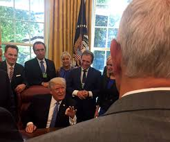 trump in oval office trump s oval office prayer vigil sparks angry backlash newsmax com