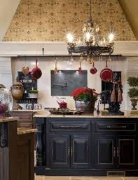 french country kitchen chandelier video and photos