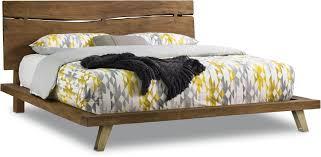 Platform Bed California King Hooker Furniture Bedroom Transcend California King Platform Bed
