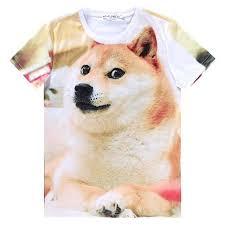 Shiba Inu Meme - shiba inu puppy doge animal meme graphic print t shirt dotoly