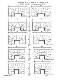 gewendelte treppen treppengrundrisse für 2 4 mittel gewendelte treppen mit maßen