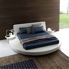 Round Fur Rug by Bedroom Charming Round Bed Ideas Unusual And Practical Frame