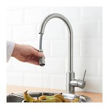 ikea kitchen faucets ringskär kitchen faucet with pull out spout ikea kitchen