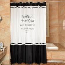 rideau de rideau de bain royal le marché du rideau