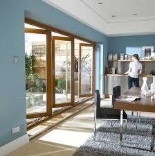 Wooden Bifold Patio Doors Wooden Bifold Doors Bi Folding Doors The New Thing In Home