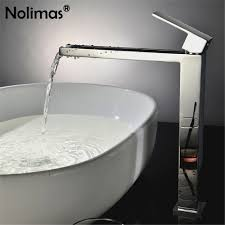 Waterfall Faucet Online Buy Wholesale Tall Waterfall Faucet From China Tall
