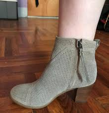 Most Comfortable Ankle Boots Toms Lunata Bootie At Zappos Com