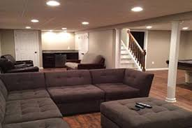 Basement Renovation - new jersey home remodeling contractor all county renovations