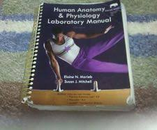 Human Anatomy And Physiology By Elaine N Marieb Human Anatomy And Physiology Lab Manual Ebay