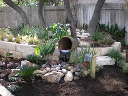 austin xeriscaping with bill rose from blissful gardens austin