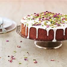 persian love cake yasmin khan recipes showstopper baking ideas