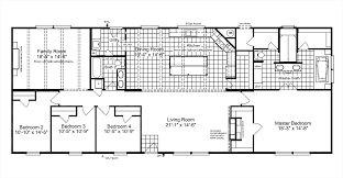 barn floor plans for homes view the magnum home 76 floor plan for a 2584 sq ft palm harbor