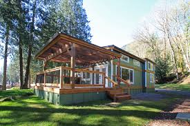 West Coast Homes Whidbey Park Model For Wildwood Lakefront