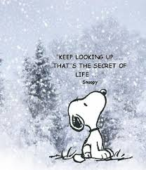 winter quotes season sayings positive snoopy collection of