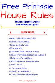 Ten Commandments Worksheets For Kids Best 20 House Rules Ideas On Pinterest Family Rules House