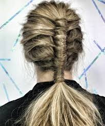 show pix of braid festival hair trend pipe braid technique tutorial