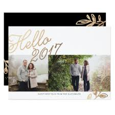 new year s cards new years cards zazzle