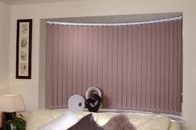 Best Blinds For Bay Windows Bay Window Vertical Blind Inside Blinds Interiors Complete