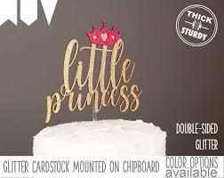 princess baby shower centerpiece little princess cake topper