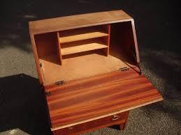 Small Bureau Desk by Lovely Small Oak 60 U0027s Era Lebus Furniture Writing Bureau Desk In