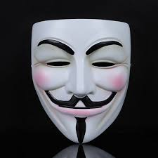 v for vendetta mask 2 pcs mask v for vendetta masks fawkes mask party