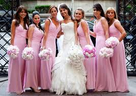 wedding bridesmaid dresses pink bridesmaid dress gown and dress gallery